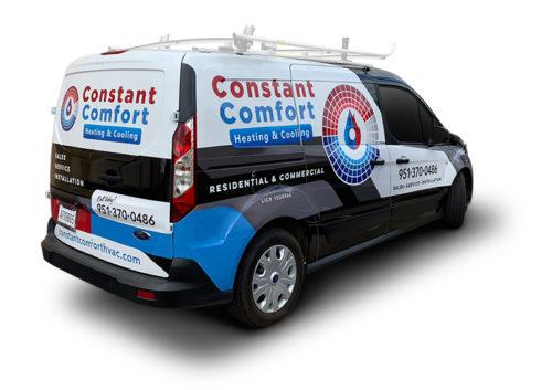 ConstantComfortVan-InUse