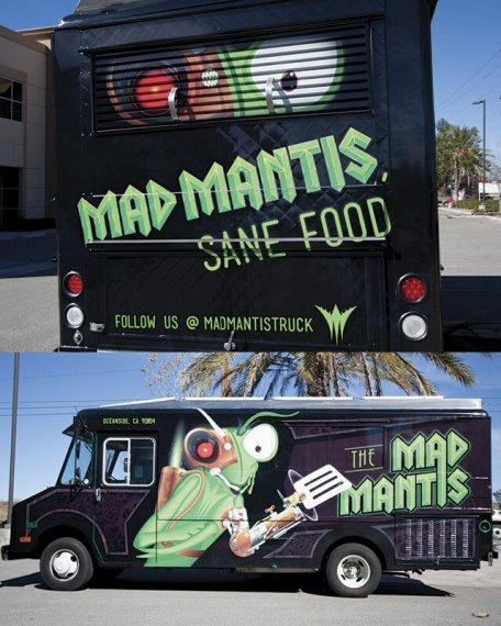 MadMantis-FoodTruckWrap
