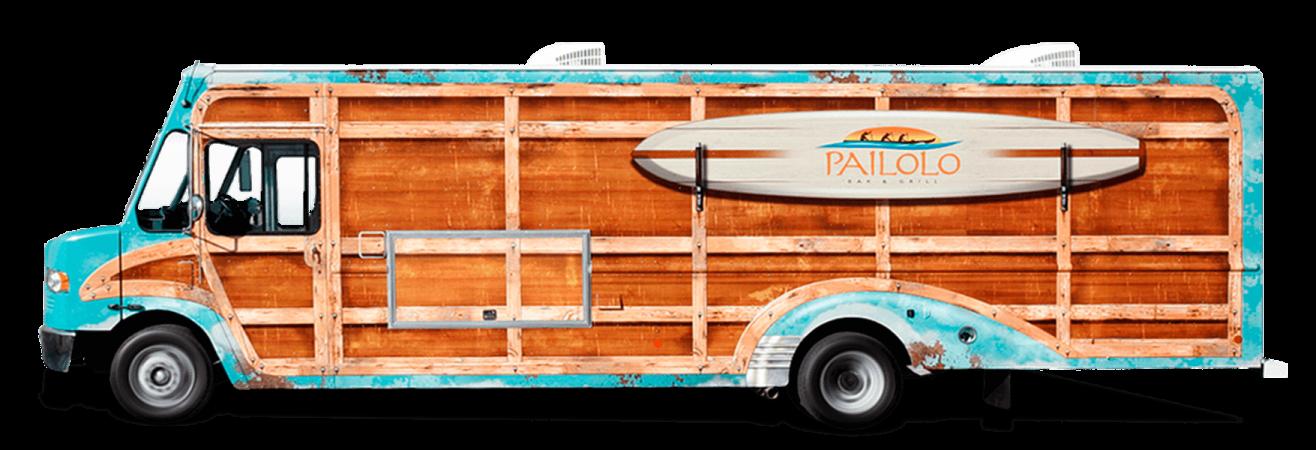 Westin Food Truck Wrap